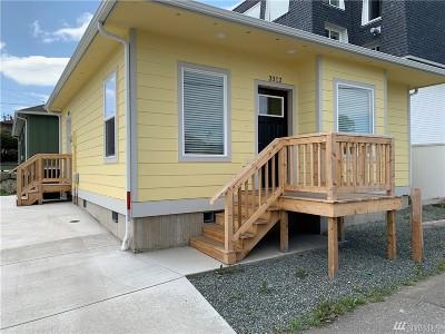 Anacortes Single Family Home For Sale: 3312 Q Avenue