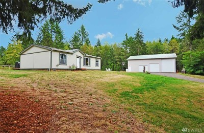 Port Orchard Single Family Home For Sale: 11515 Abbey Lane SW