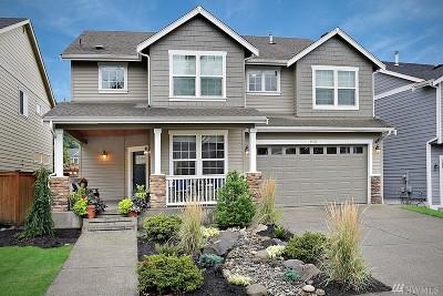 Bonney Lake Single Family Home For Sale: 18410 121st St E