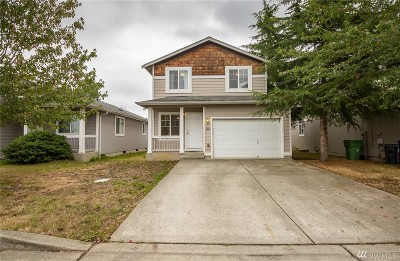 Marysville Single Family Home For Sale: 14809 45th Ave NE