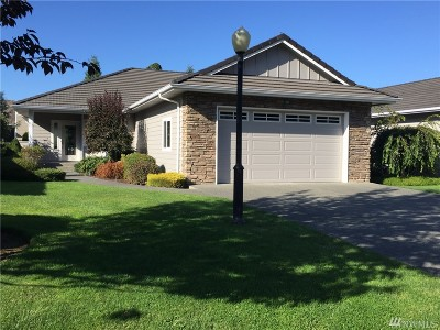 Sequim Single Family Home For Sale: 231 Cascadia Lp
