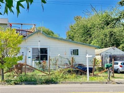 Tacoma WA Single Family Home For Sale: $190,000
