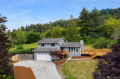 Issaquah Single Family Home For Sale: 26916 SE 162nd Place