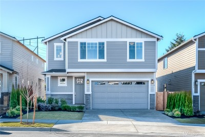 Lynnwood Condo/Townhouse For Sale: 1627 151st St SW #10