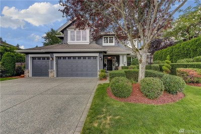 Sammamish Single Family Home For Sale: 2103 263rd Place SE