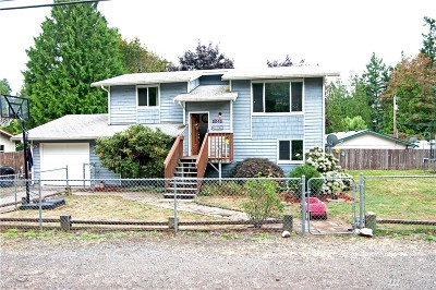 Port Orchard Single Family Home For Sale: 2045 California Ave E