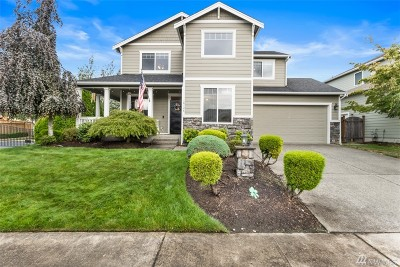 Puyallup Single Family Home For Sale: 18128 92nd Ave E