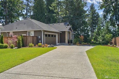 Gig Harbor Single Family Home For Sale: 7136 Teal Lp
