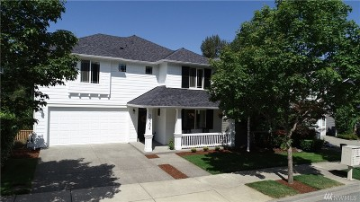 Snoqualmie Single Family Home For Sale: 35204 SE Brinkley St