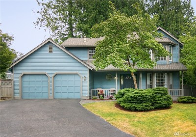 Issaquah Single Family Home For Sale: 955 NW Inneswood Place