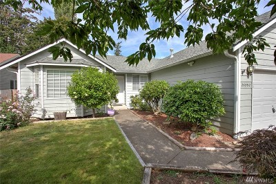Maple Valley WA Single Family Home For Sale: $365,000