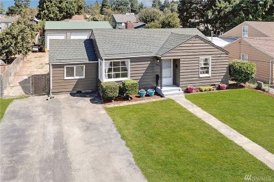 SeaTac Single Family Home For Sale: 16810 34th Ave S