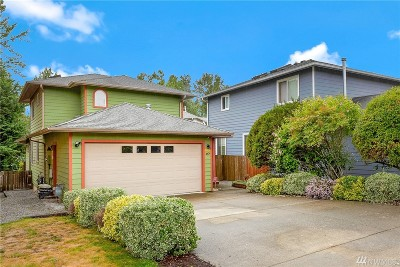 Bellingham Single Family Home For Sale: 1604 Valhalla St
