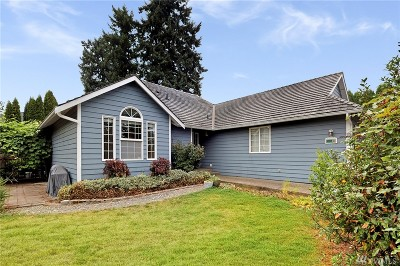Federal Way Single Family Home For Sale: 2208 S 362nd St