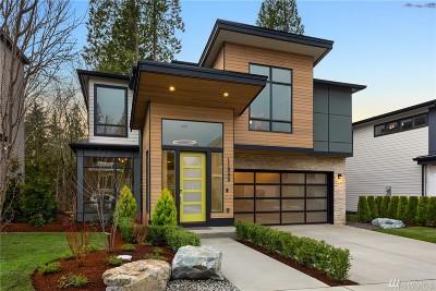 Redmond Single Family Home For Sale: 11985 159th Ave NE