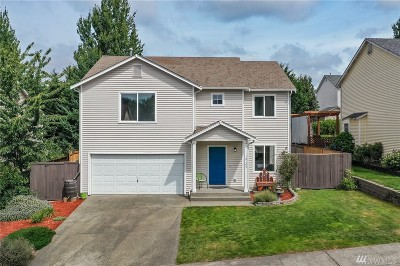 Puyallup WA Single Family Home For Sale: $330,000