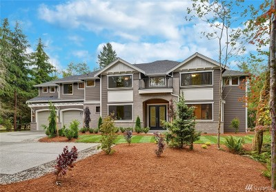 Redmond Single Family Home For Sale: 23907 NE 80th St
