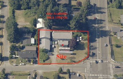 Renton Residential Lots & Land For Sale: 19525 108th Ave SE