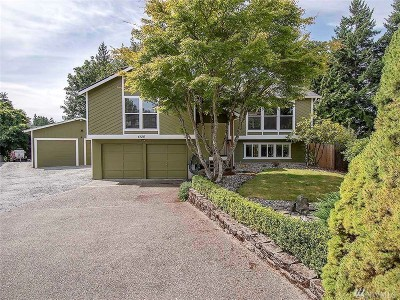 Lynnwood Single Family Home For Sale: 4120 185th St SW