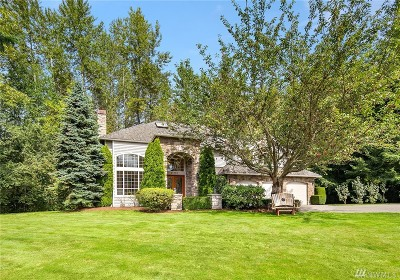 Woodinville Single Family Home For Sale: 21732 NE 203rd St