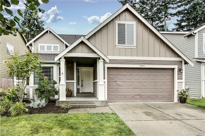 Olympia Single Family Home For Sale: 8409 54th Ave SE
