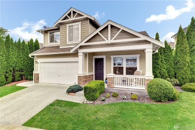 Snohomish Condo/Townhouse For Sale: 13531 68th Dr SE