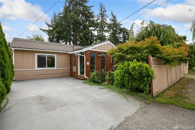 Lynnwood Single Family Home For Sale: 20813 63rd Ave W
