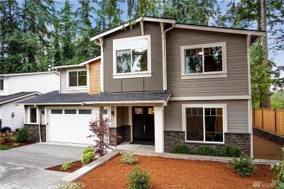 Kirkland Single Family Home For Sale: 11105 116th Ave NE