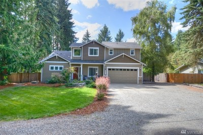 Olympia Single Family Home For Sale: 3821 Long Lake Dr SE