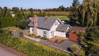 Everson Single Family Home For Sale: 3332 S Pass Rd