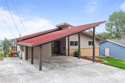 Seattle Single Family Home For Sale: 4863 S Bateman St