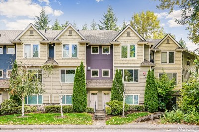 Issaquah Condo/Townhouse For Sale: 1000 Front St S #2