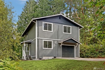 Bremerton Single Family Home For Sale: 11286 NW Holly Rd
