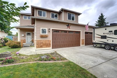 Puyallup Single Family Home For Sale: 410 6th St NW