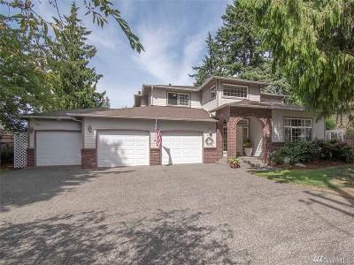 Edmonds Single Family Home For Sale: 8509 188th St SW