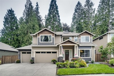 Lynnwood Single Family Home For Sale: 22 157th St SW