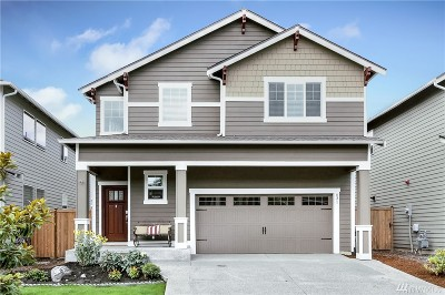 Olympia Single Family Home For Sale: 621 Rosewood Dr SW