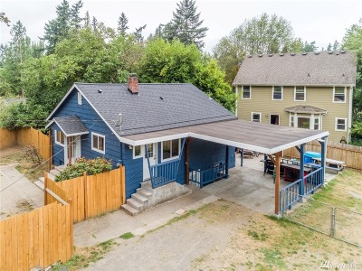 Bremerton Single Family Home For Sale: 5451 Bunker St NW