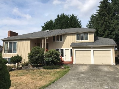 Federal Way Single Family Home For Sale: 504 SW 328 Ct