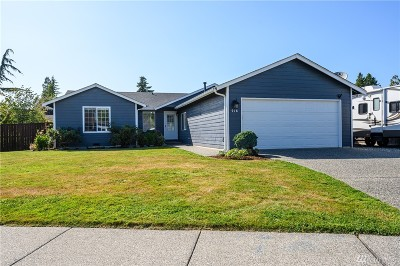 Sedro Woolley Single Family Home For Sale: 918 Presidio Place