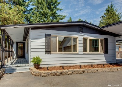 Federal Way Single Family Home For Sale: 34006 36th Place SW