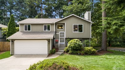 Renton Single Family Home For Sale: 17631 152nd Place SE