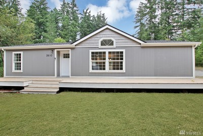 Enumclaw Single Family Home For Sale: 38110 236th Ave SE