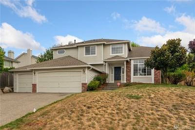 Renton Single Family Home For Sale: 18922 112th Place SE