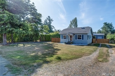 Bellingham WA Single Family Home For Sale: $499,900