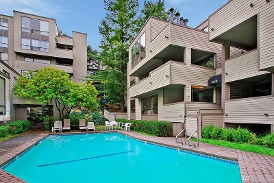 Seattle Condo/Townhouse For Sale: 2510 W Manor Place #213