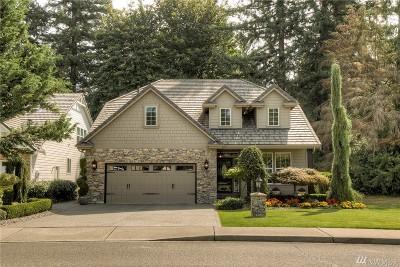 Olympia Single Family Home For Sale: 3724 Kinsale Lane SE