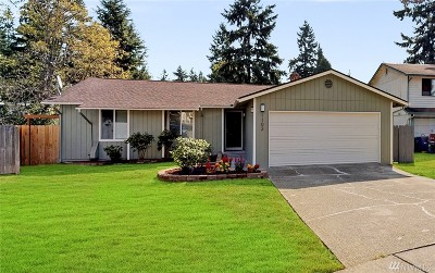 Federal Way Single Family Home For Sale: 1102 SW 311th Ct