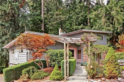 Lynnwood Single Family Home For Sale: 19820 Locust Wy
