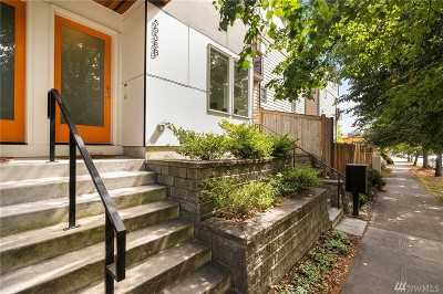 Seattle Single Family Home For Sale: 5936 California Ave SW #B